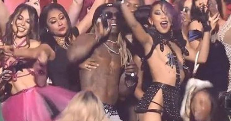 Lil wayne porn video