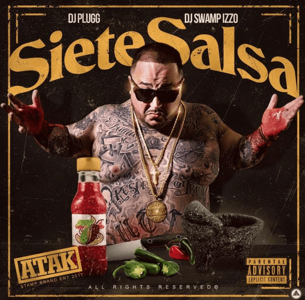 Mixtape: ATAK – Siete Salsa