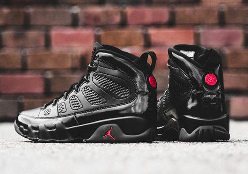 49a0be9e8c7 spain the air jordan 9 returns to retailers this saturday march 10 in a  predominately black