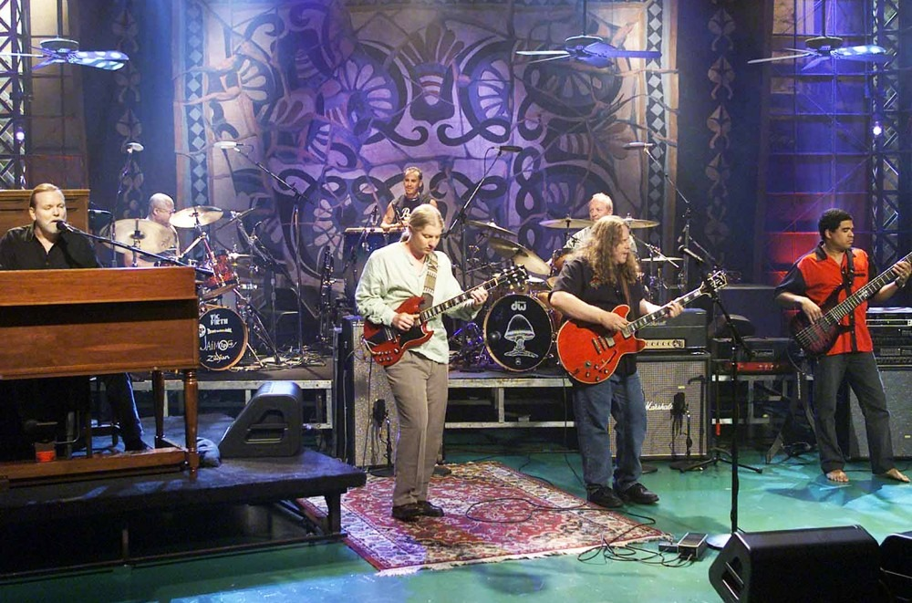 Year Old Guitarist Tour The Allman Brothers Band