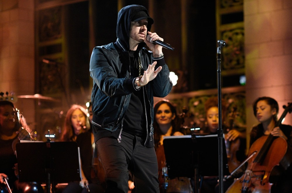 5 Things We Learned On First Listen To Eminem's New Album