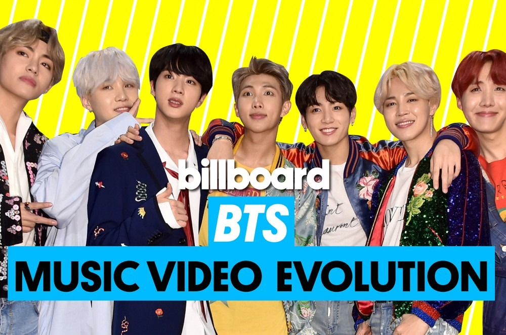 Every BTS Music Video From 2013 to Today: Watch Their Evolution