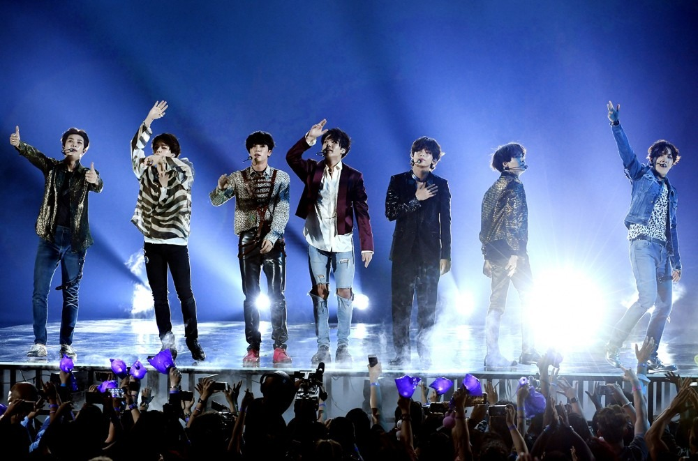BTS Earns Third Pop Songs Chart Hit With Steve Aoki Collab