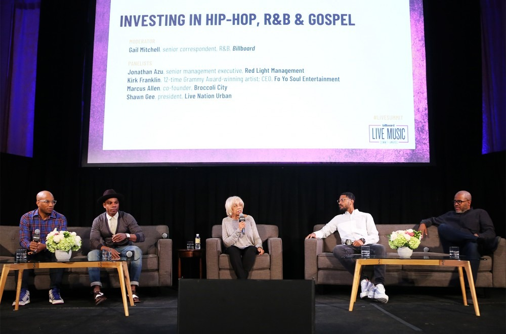 Opportunities In Hip Hop R B Gospel Take Center Stage On The 2018 Hiphopmagz Live Music Summit