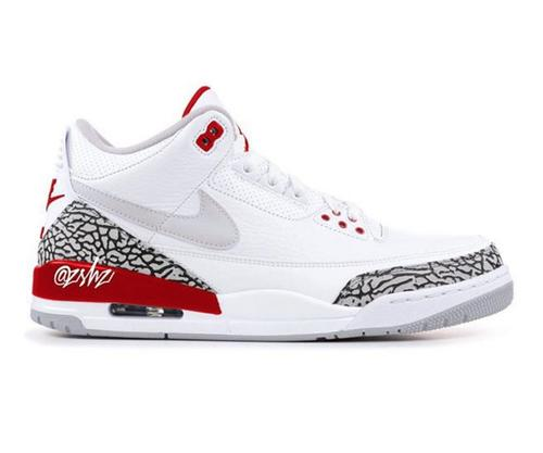 113a0e4448a Air Jordan three JTH Releasing In