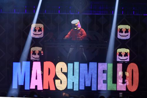 Marshmello Will Perform In