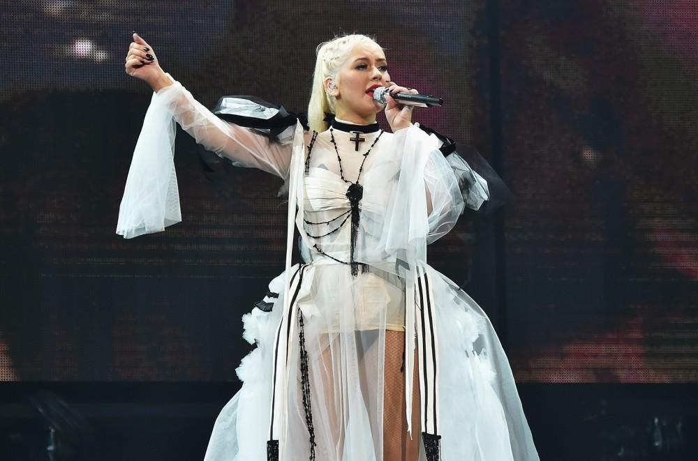 The Fantasy Setlist for Christina Aguilera's Vegas Residency