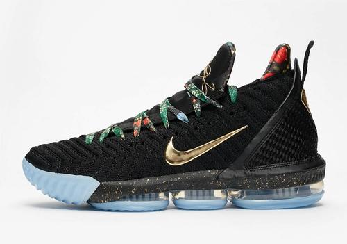 """094d143c1e050 Nike LeBron 16 """"Watch The Throne"""" Releasing This Sunday: New Images"""