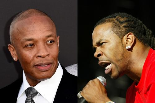 Busta Rhymes Enlists Dr  Dre For New Album's