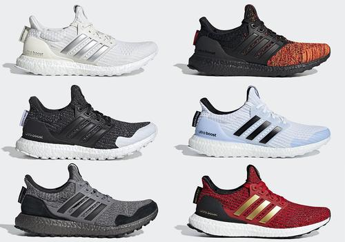 wholesale dealer 498da b14fb Game Of Thrones x Adidas UltraBoost New Release Date Announced