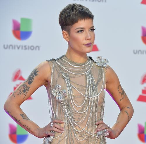 ce2fa6fa35a Halsey Shuts Down Pregnancy Rumors After Teasing