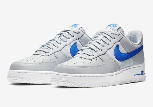 outlet store 23c23 be2f4 Nike Air Force One Adds Mesh To Three New Colorways
