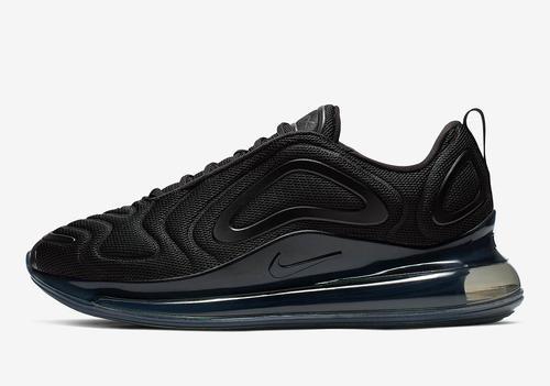 Nike Air Max 720 To Release In Triple Black Colorway