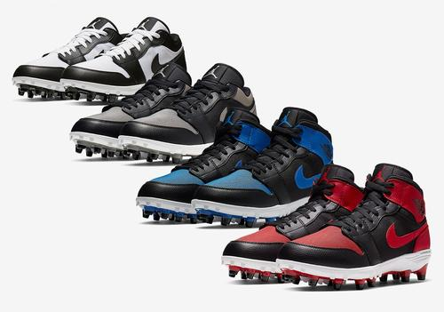 9664636f41ad Jordan Brand making football cleats is nothing new