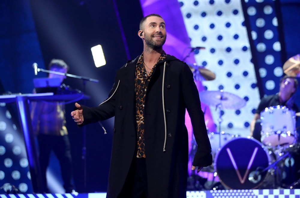 Maroon 5 and Post Malone Celebrate International Victories