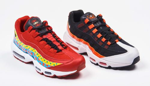 Baltimore Nike Air Max 95 Pack Releasing Tomorrow: Official
