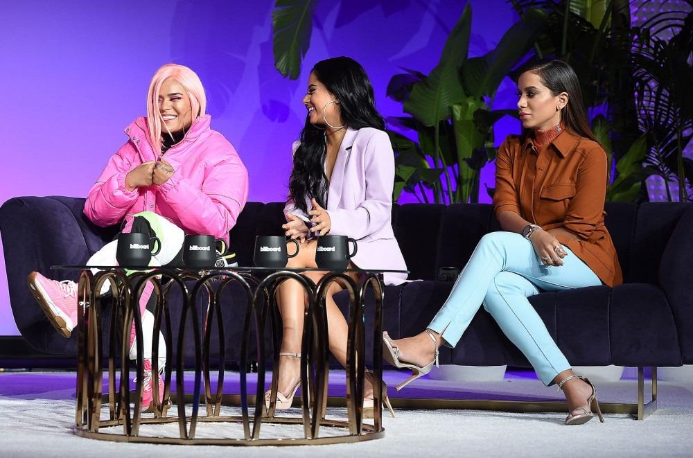 Best Quotes From Anitta, Karol G, Lali, Natti Natasha