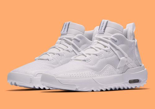 45c7a96a8d2 Jordan Brand has been releasing a plethora of brand new silhouettes this  year. The Jordan Proto React, Apex React, and Proto 720 have all made their  way to ...