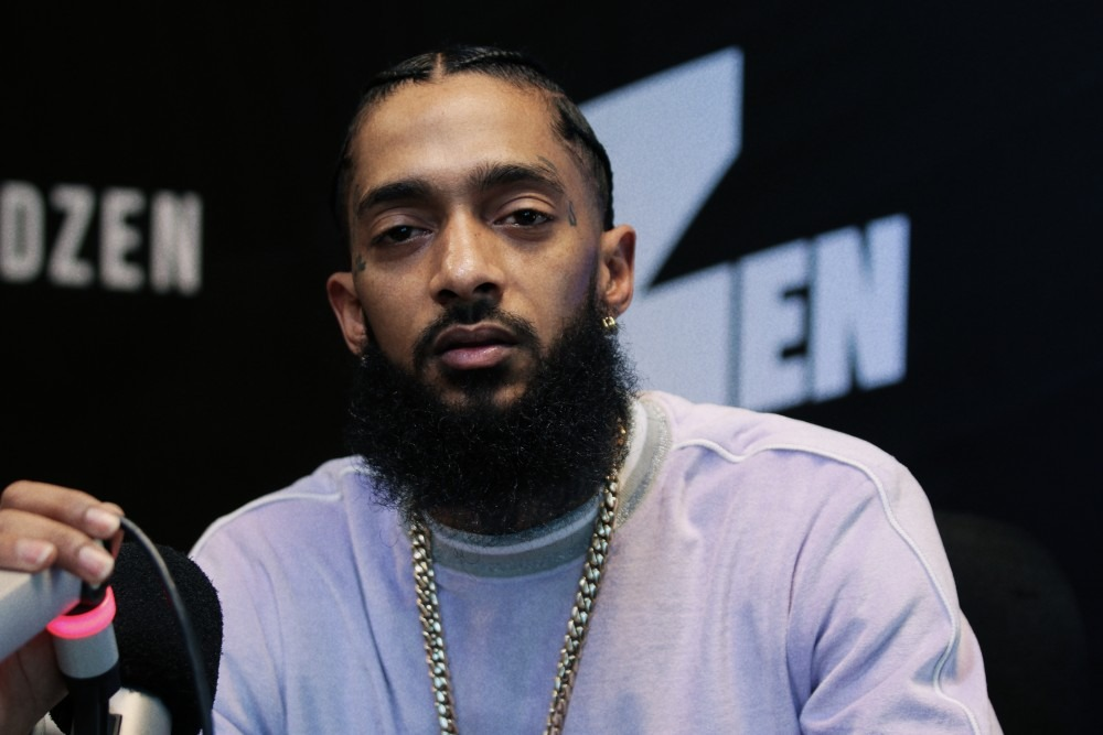 Nipsey Hussle shot and killed in front of his Marathon store