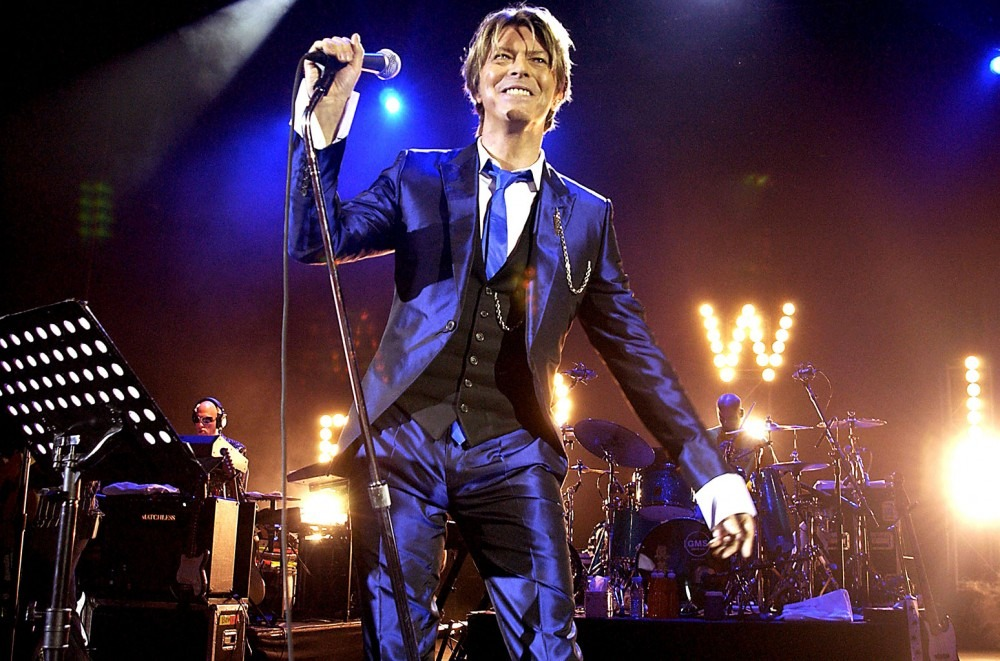 Listen to Snippets Of Three Unreleased David Bowie Tracks