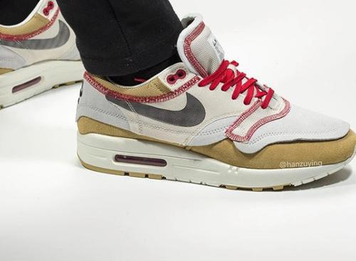 new concept cbc1e 424c1 One of the most iconic shoes of all time is the Nike Air Max 1. This is  because the Tinker Hatfield-designed shoe was the first ever sneaker to  feature a ...