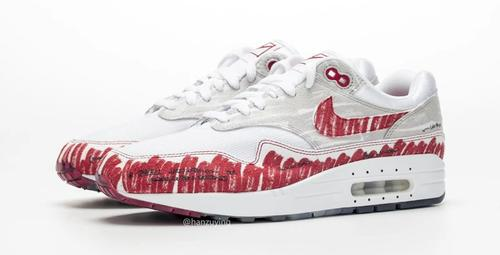 Nike Air Max 1 Tinker Sketch Turns The Classic Shoe Into A