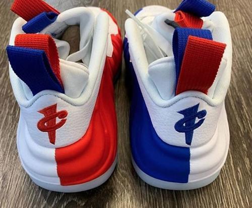 Nike Foamposites Releasing In Patriotic