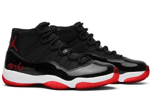 Air Jordan 11 Bred Drops This Winter With Og Details On Foot
