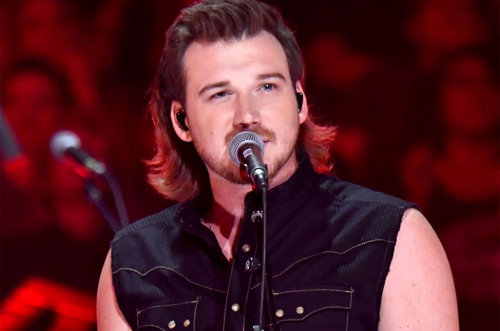 Here Are the Lyrics to Morgan Wallen's 'Whiskey Glasses'