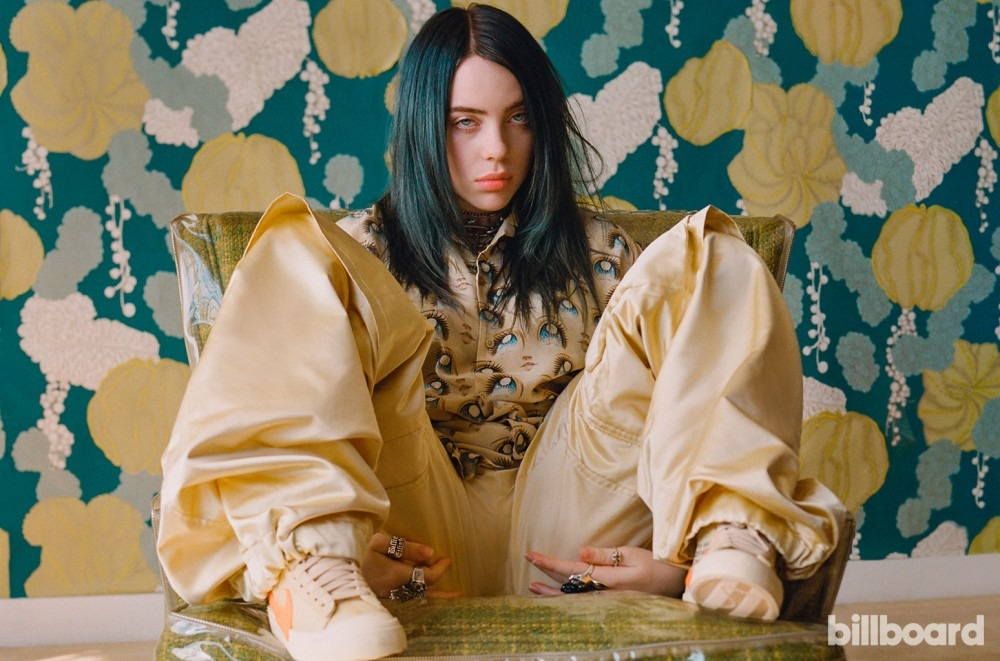 Billie Eilish's 'Bad Guy' Hits No  1 on Pop Songs Airplay Chart