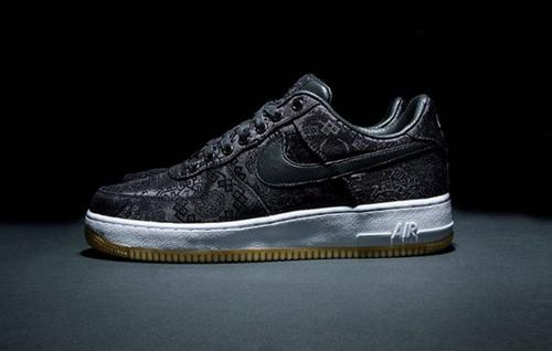 Clot x Fragment x Nike Air Force 1 Low Revealed In