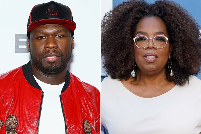 50 Cent Slams Oprah for Only 'Going After Black Men' with #MeToo Documentary