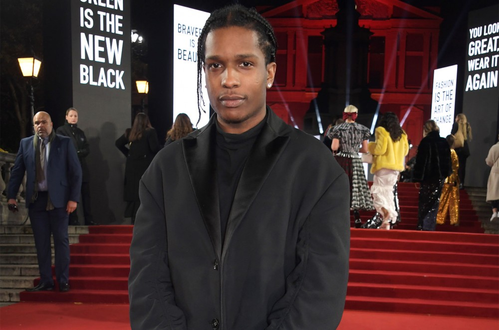 Back For Gig in Stockholm, A$AP Rocky Won't Play in Prison