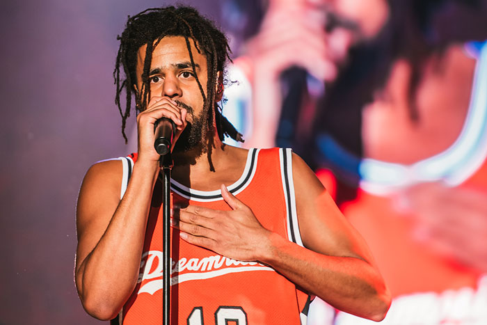 J. Cole Announces Return of Dreamville Festival