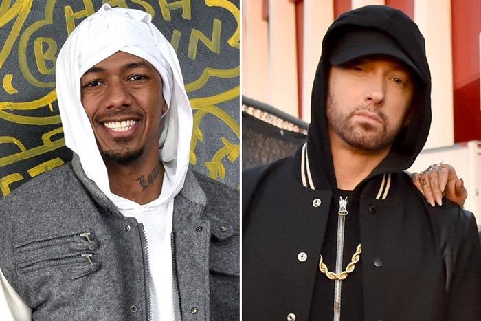 Nick Cannon Declares Victory Against Eminem