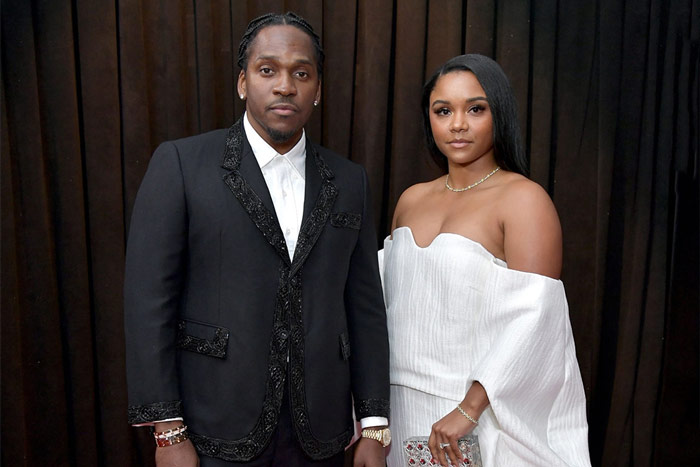 Pusha-T and Wife Expecting First Child