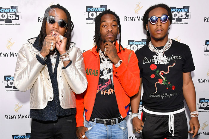 Quavo Reveals How Migos Scored Popeyes Deal