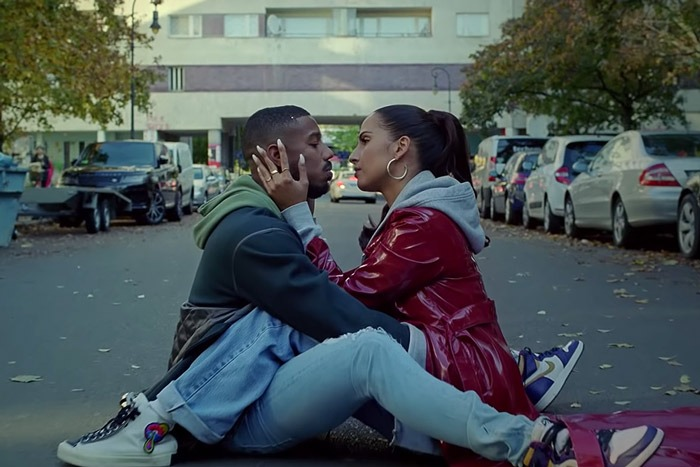 Snoh Aalegra and Michael B. Jordan Get Intimate in 'Whoa' Video