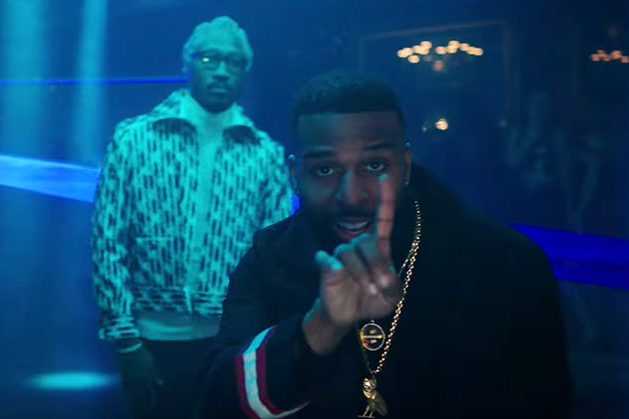 dvsn and Future Team Up in 'No Cryin' Video
