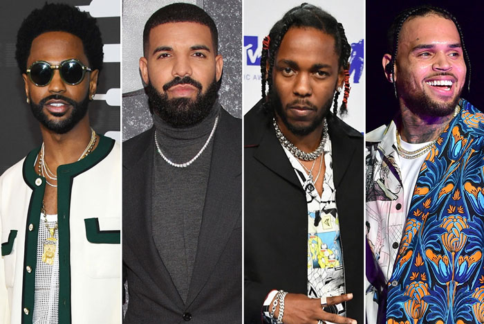 Report: Big Sean Enlists Drake, Kendrick Lamar, & Chris Brown for 'Detroit II'
