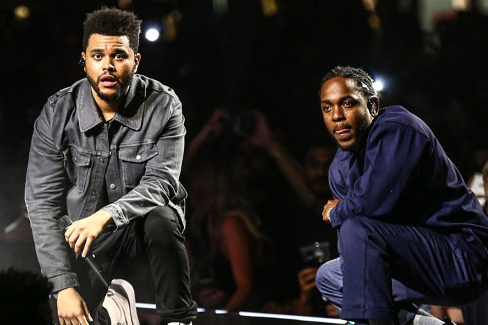 The Weeknd and Kendrick Lamar Sued Over 'Pray for Me'