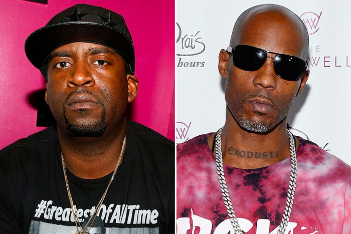 Tony Yayo Claps Back at DMX After He Questions His Lyrical Ability