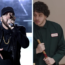 Eminem Responds To Jack Harlow & Pete Davidson's 'SNL' Spoof & Readies 1st NFT Release